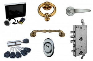 catalogo accessori porte blindate